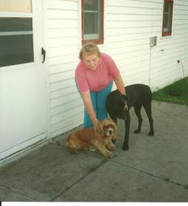 Mom Chico and Drake