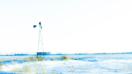 Windmill in Winter (1 of 1)